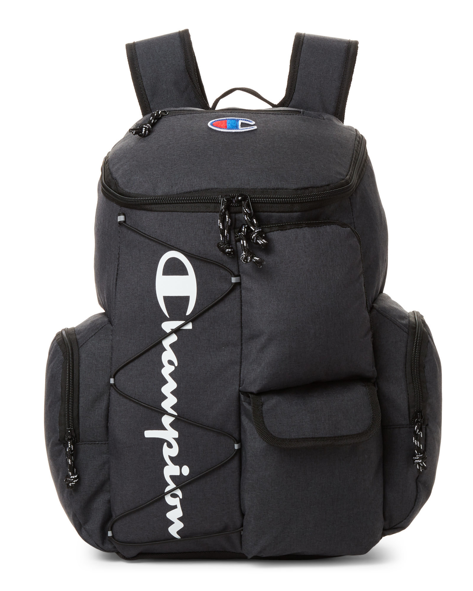 Century 21 drops prices on name-brand backpacks down to pocket money (for  varying sizes of pockets). 83587a270ab17