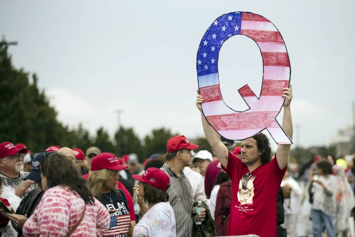 A campaign rally with President Trump in Wilkes-Barre, Pennsylvania, on Aug. 2.
