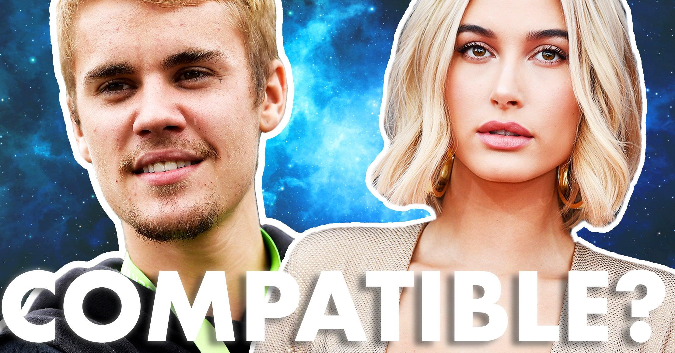 An Astrologer Reads Justin Bieber and Hailey Baldwin's ...