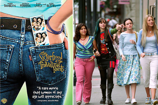 """I Rewatched """"Sisterhood Of The Traveling Pants"""" As An Adult And It's Truly Magical"""