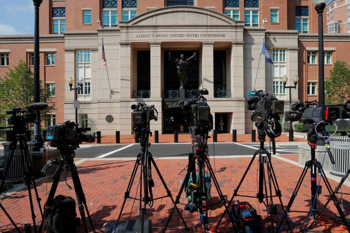 US District Court for the Eastern District of Virginia
