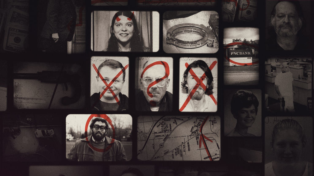 """A four-part documentary series about a controversial bank robbery gone wrong, which ended in murder.""""I've never been so far sucked into a documentary before. The whole story is true, but not even Hollywood could come up with something like this. NOTHING is how it seems. Highly recommended."""" – Blair Feller, FacebookWatch it on: Netflix"""