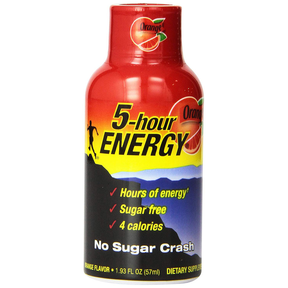 Energy Drink Heaven: Big pump