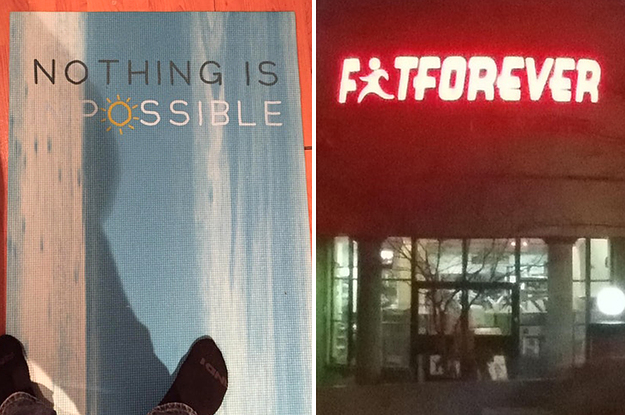 16 Designers Who Probably Should Have Double Checked The Font