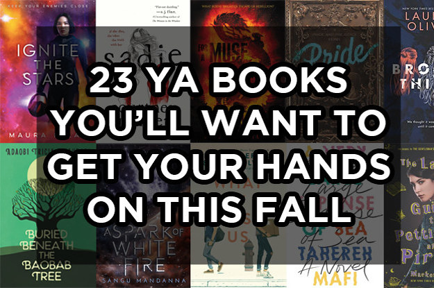 23 YA Books That You'll Absolutely Want To Pick Up This Fall