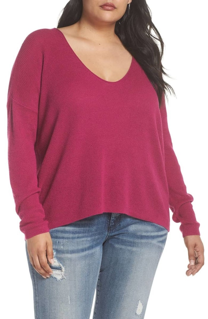 Get it from Nordstrom for $23.40 (originally $39, available in four colors, and sizes 1X–4X).