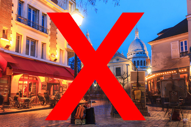15 Things You Should Never Do When You Visit France