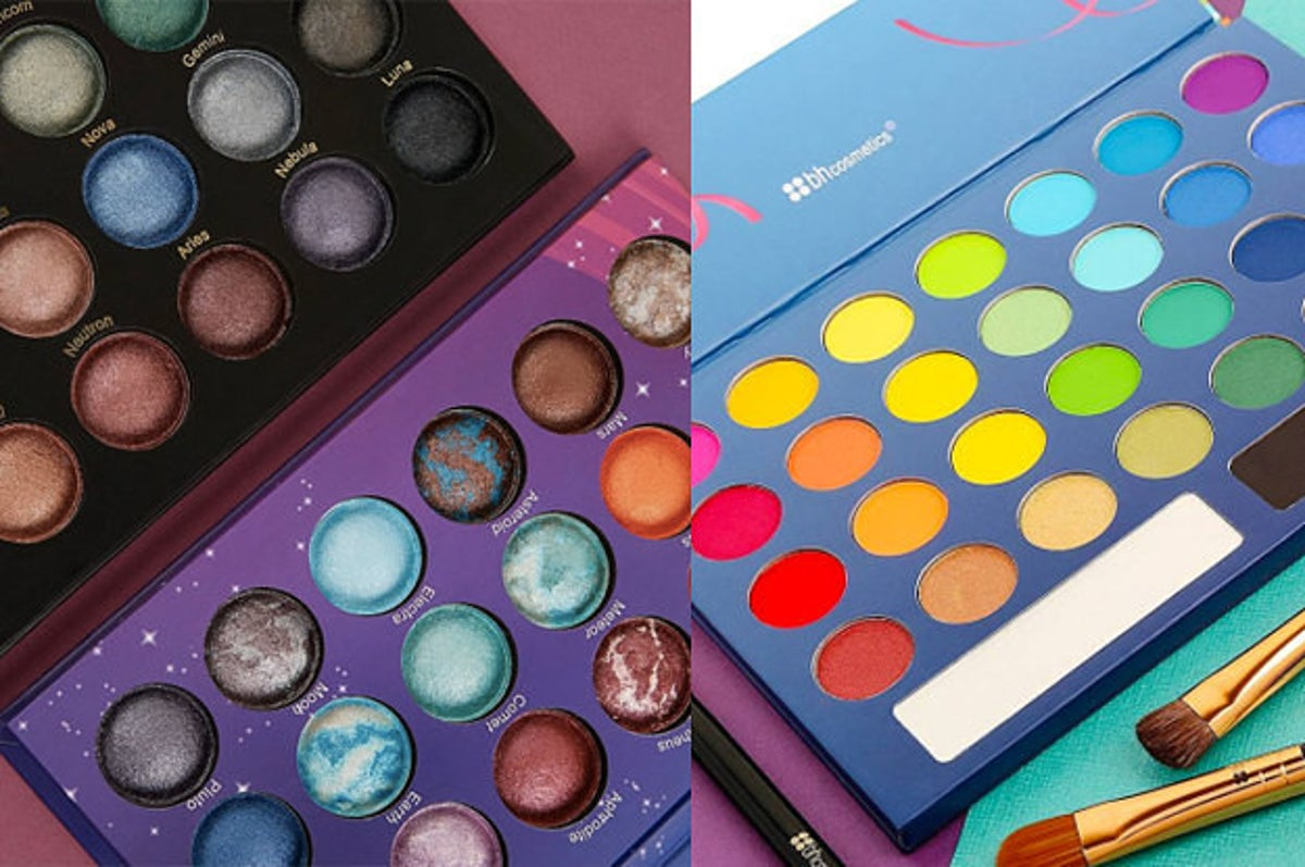 32 Amazing Makeup Palettes That Are