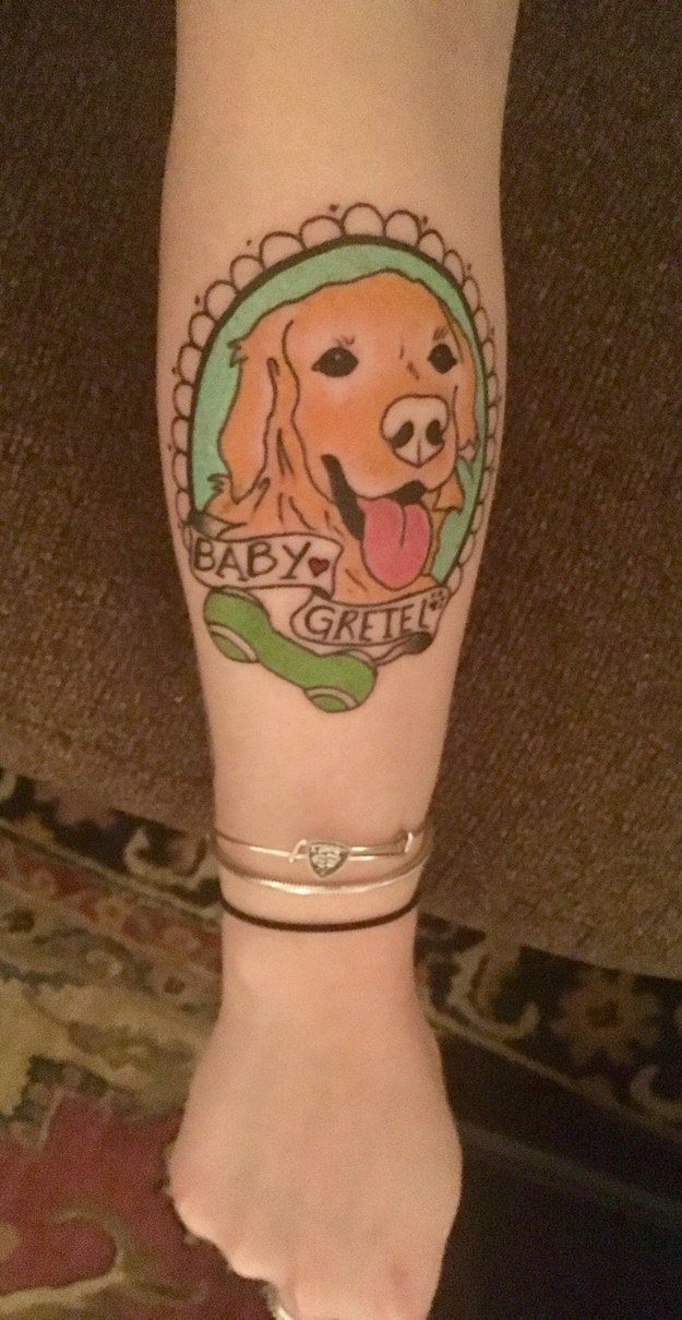52 Beautiful And Heartwarming Tattoos Dedicated To Pets