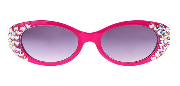 These had zero UV protection, but they made every girl feel as sassy as Anastacia, so it was worth it.