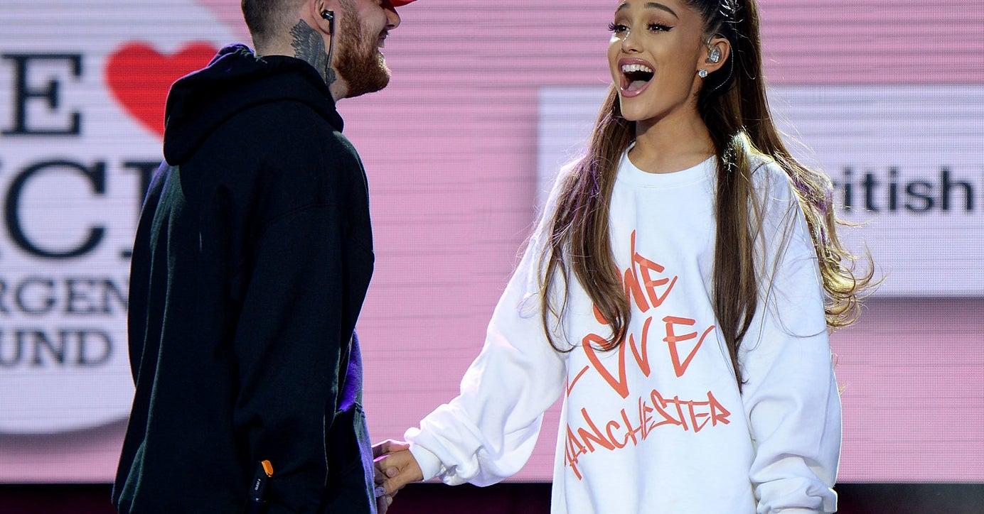 Buzzffed Best Of Ariana Grande: Mac Miller's Friend Just Revealed That Ariana Grande Was