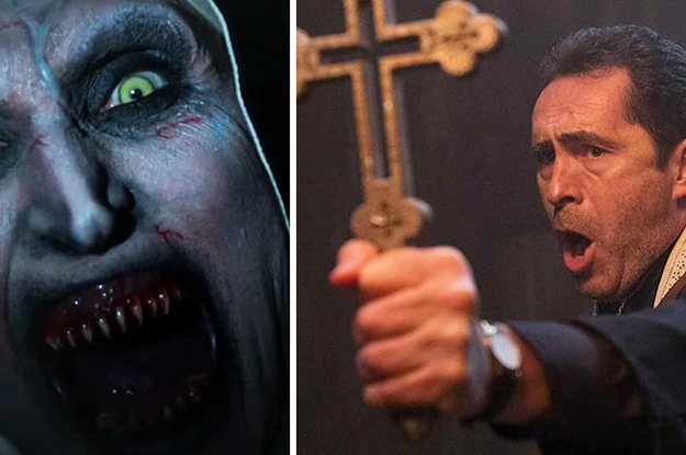 17 Life Lessons We Learned From Watching The Nun