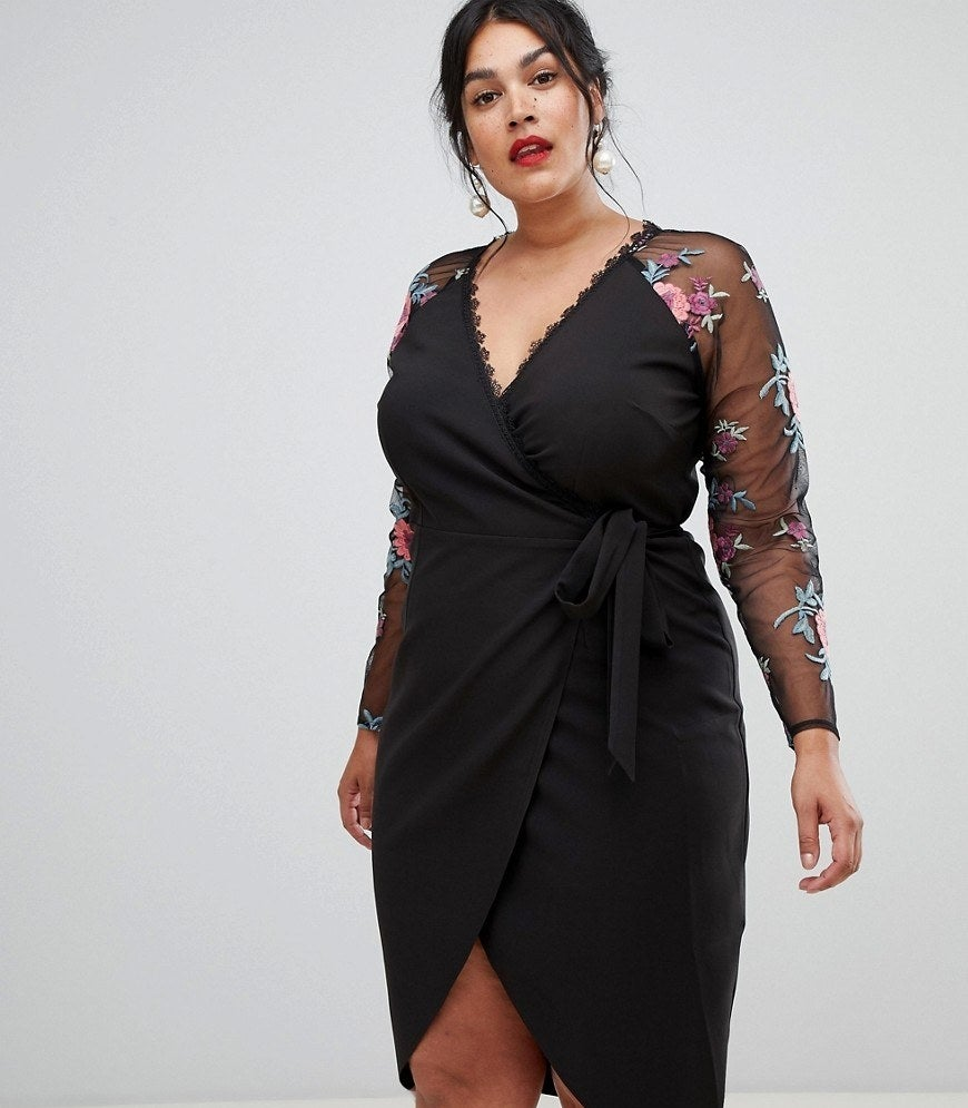 Get it from Asos for $103 (available in sizes 14–24).