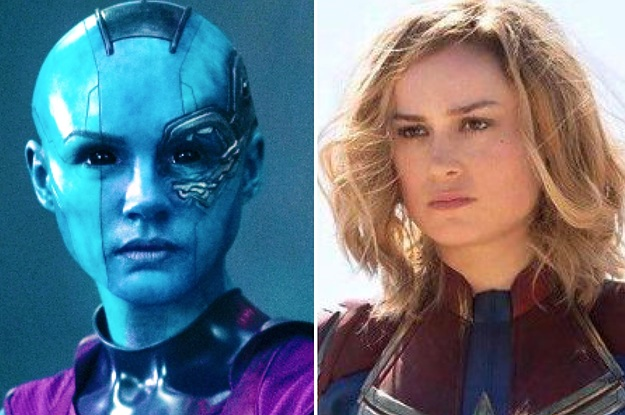 Everyone's Personality Matches Two Marvel Women — Which Are You?