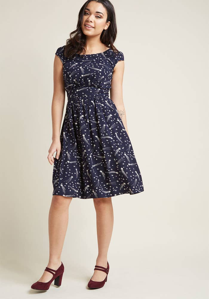 Get it from Modcloth for $99 (available in sizes XXS–4XL).