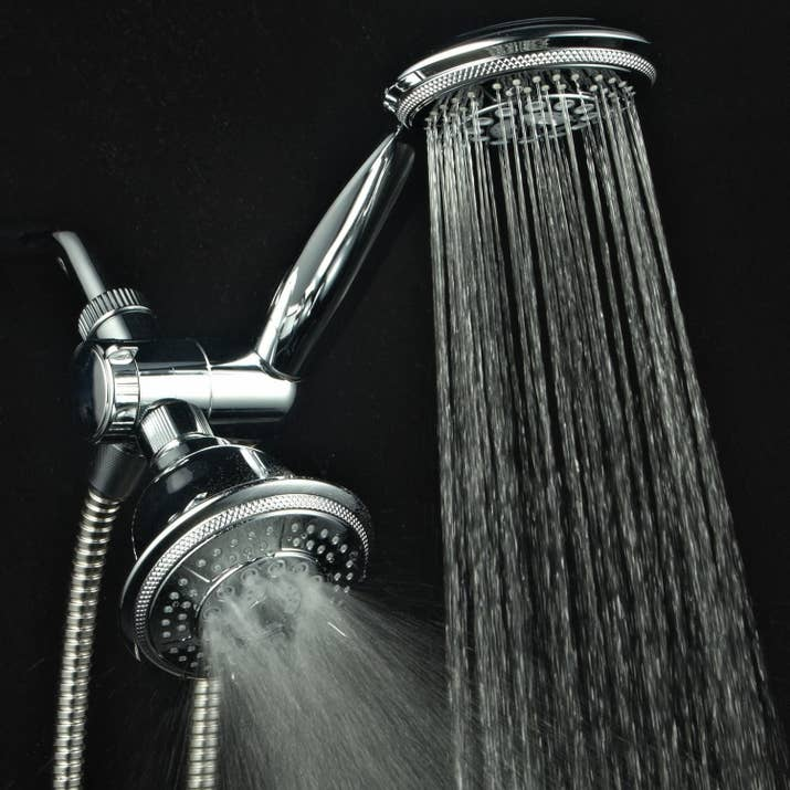 Here\'s Why You Should Upgrade Your Bathroom With This $24 Showerhead