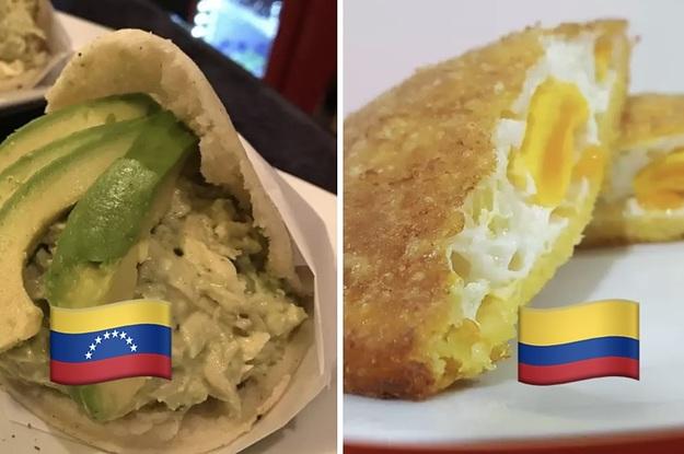 8 Deliciosas Arepas Que Son 100 Venezolanas Y 8 Que Son 100 Colombianas