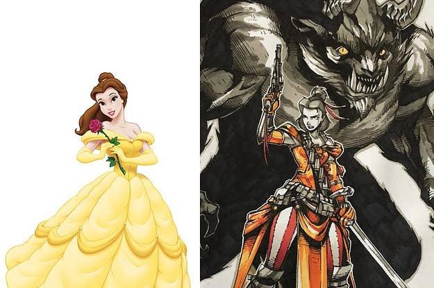 Ranking Of Disney Princess Outfits
