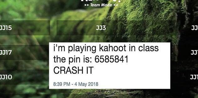 kahoot team bot