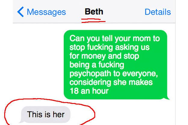 23 People Who Did Not Get The Response They Expected