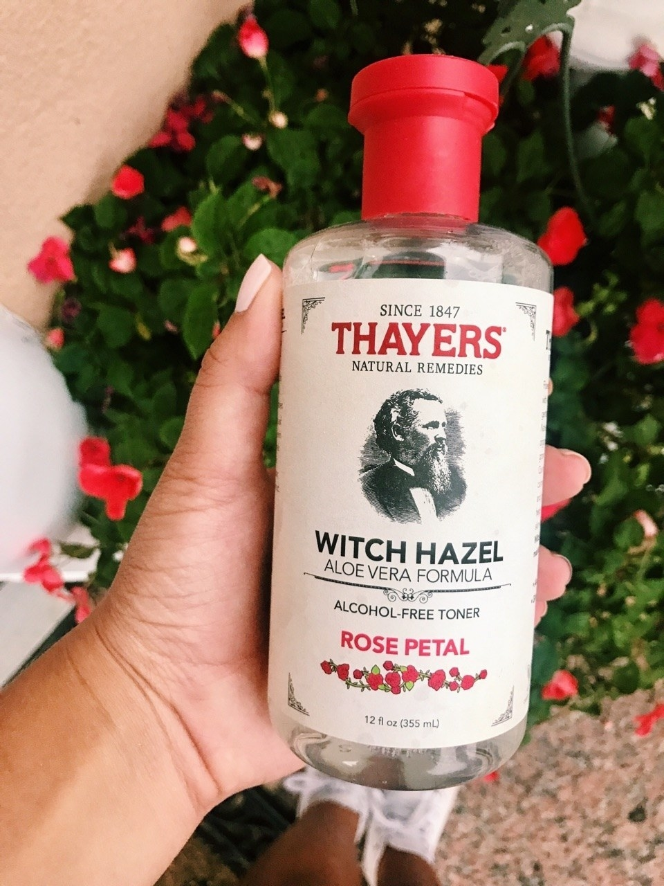 I'm Convinced That Thayers Skincare Products Are Heaven-Sent And Here's Why