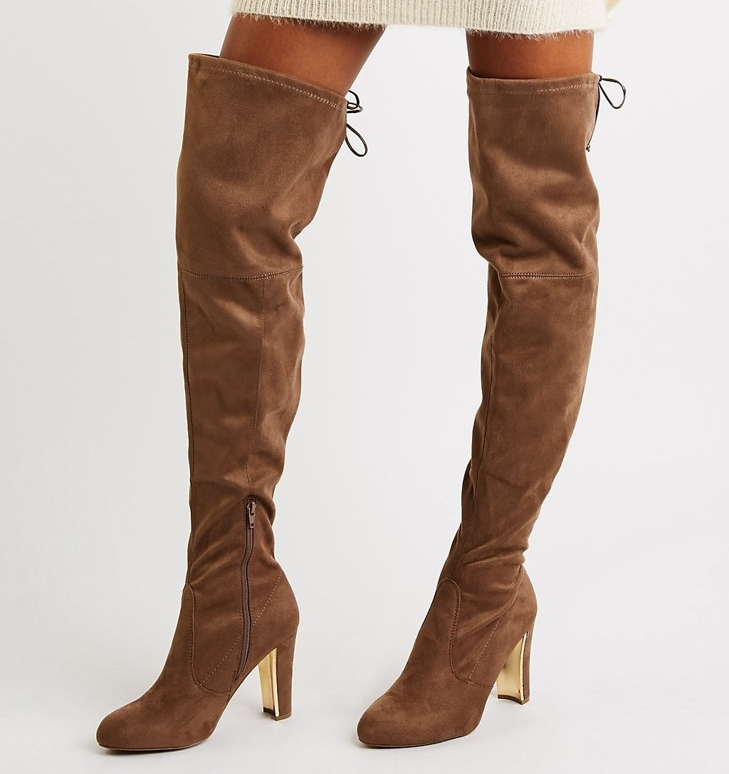 Get them from Charlotte Russe for $35.99 (originally $44.99, available in sizes 5.5–10).