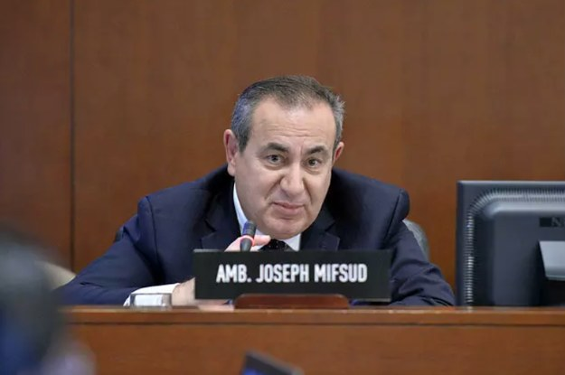 Joseph Mifsud Was Just Fined $57,000. He Missed His Whole Trial Because Police Couldn't Find Him.
