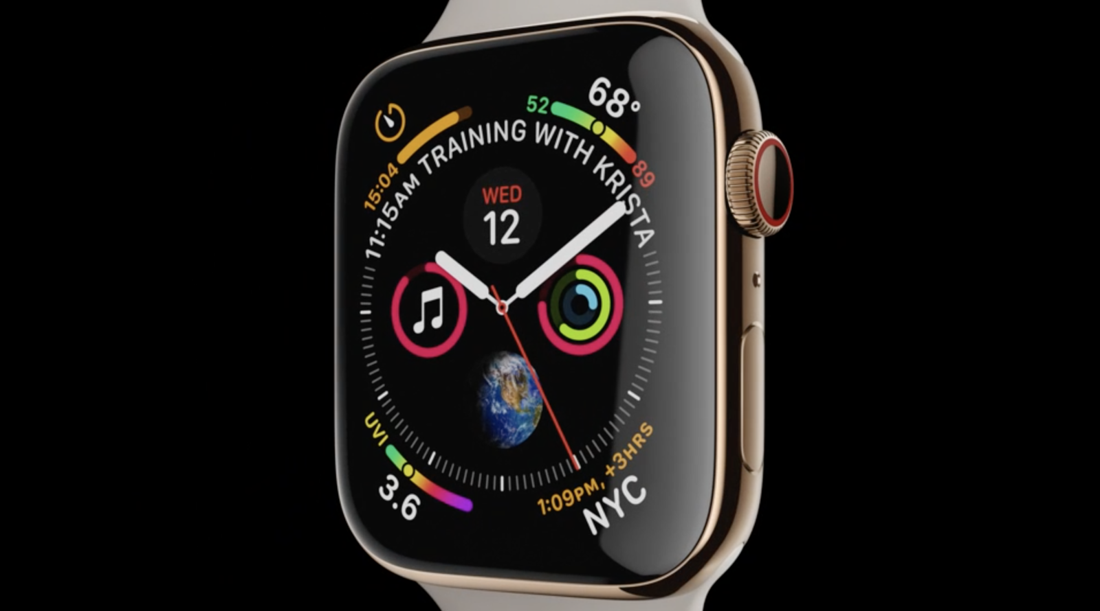 Apple's New Watch Detects Falls, Face-Plants And Heart Irregularities