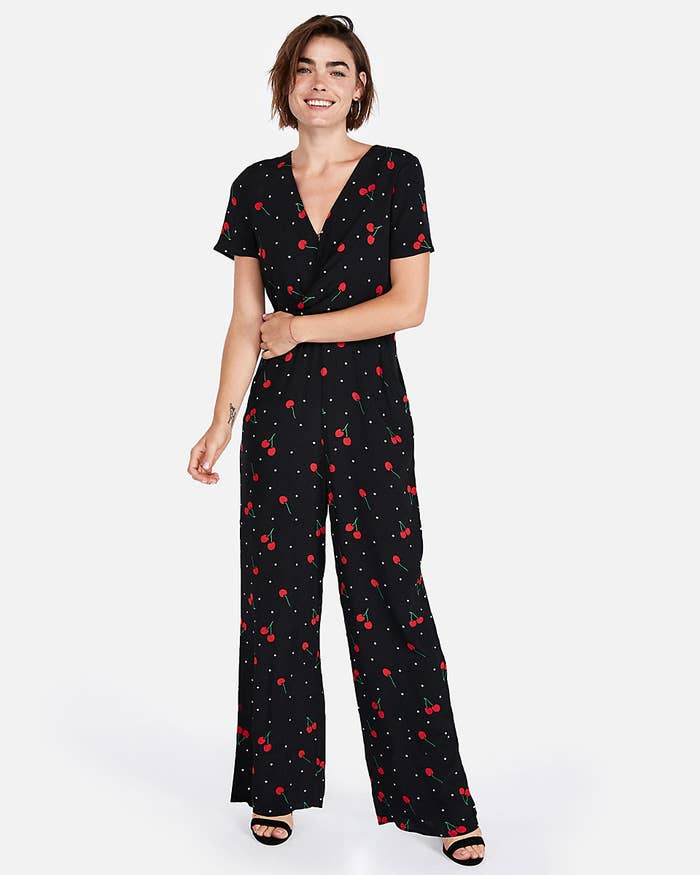 ae2f06cdae7 22. A cheeky cherry-printed jumpsuit guaranteed to have you looking pit-ure  perfect.