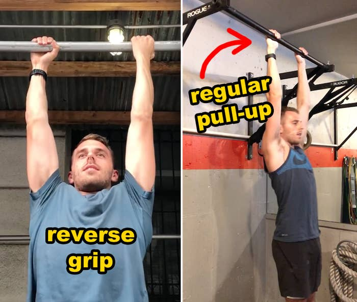 I Did 100 Pull-Ups A Day For 30 Days And Here's What Happened