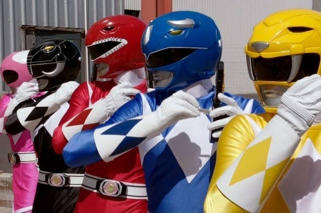 The Hardest Power Rangers Quiz You'll Ever Take