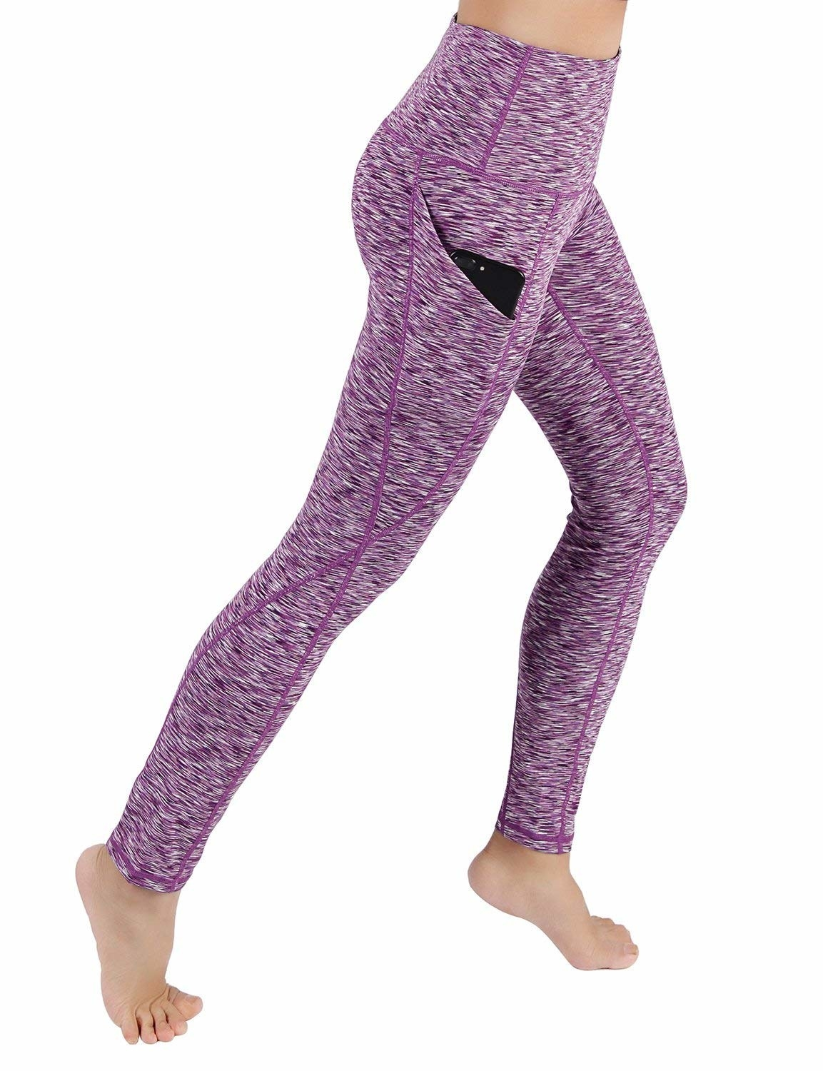 8ad515b1bb So when I saw the raving reviews about these Ododos high-waisted leggings  ($15.08+ on Amazon) in a whopping ~37 colors~, I knew there must be  something ...