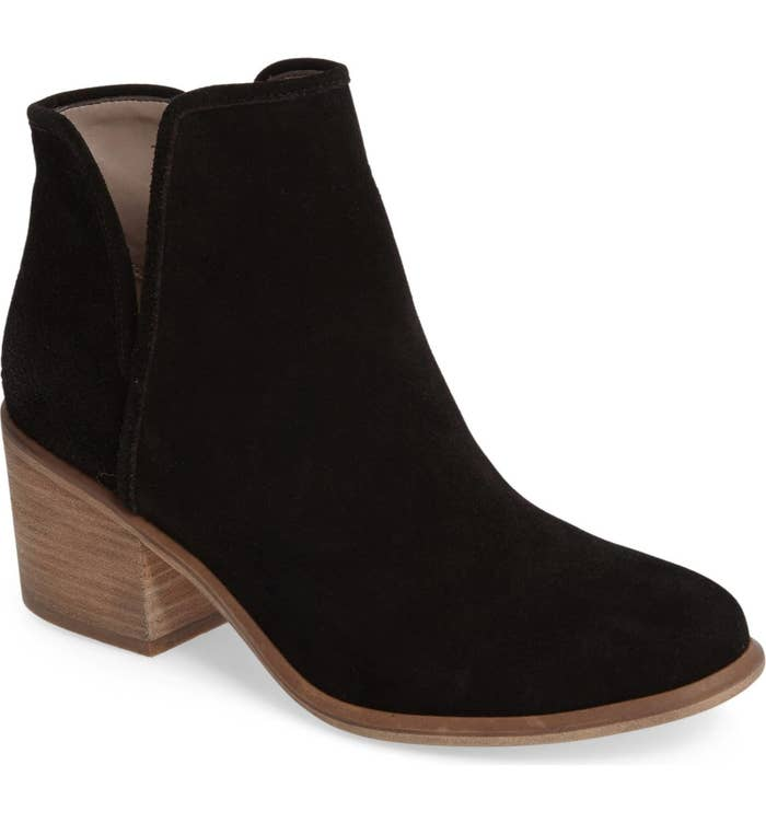 """Promising review: """"I feel like I walked for days in these and they were still so comfortable, and they look great for fall."""" —elmeyerPrice: $89.95 (available in sizes 4-13 and in black, taupe, and light gray)"""