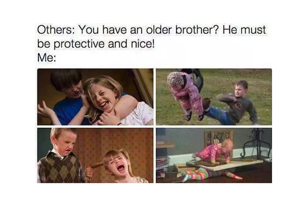 23 Memes You Ll Feel In Your Soul If You Have A Male Sibling
