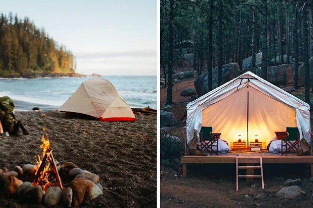 17 Camping Photos That Are Almost Too Dreamy To Be Real