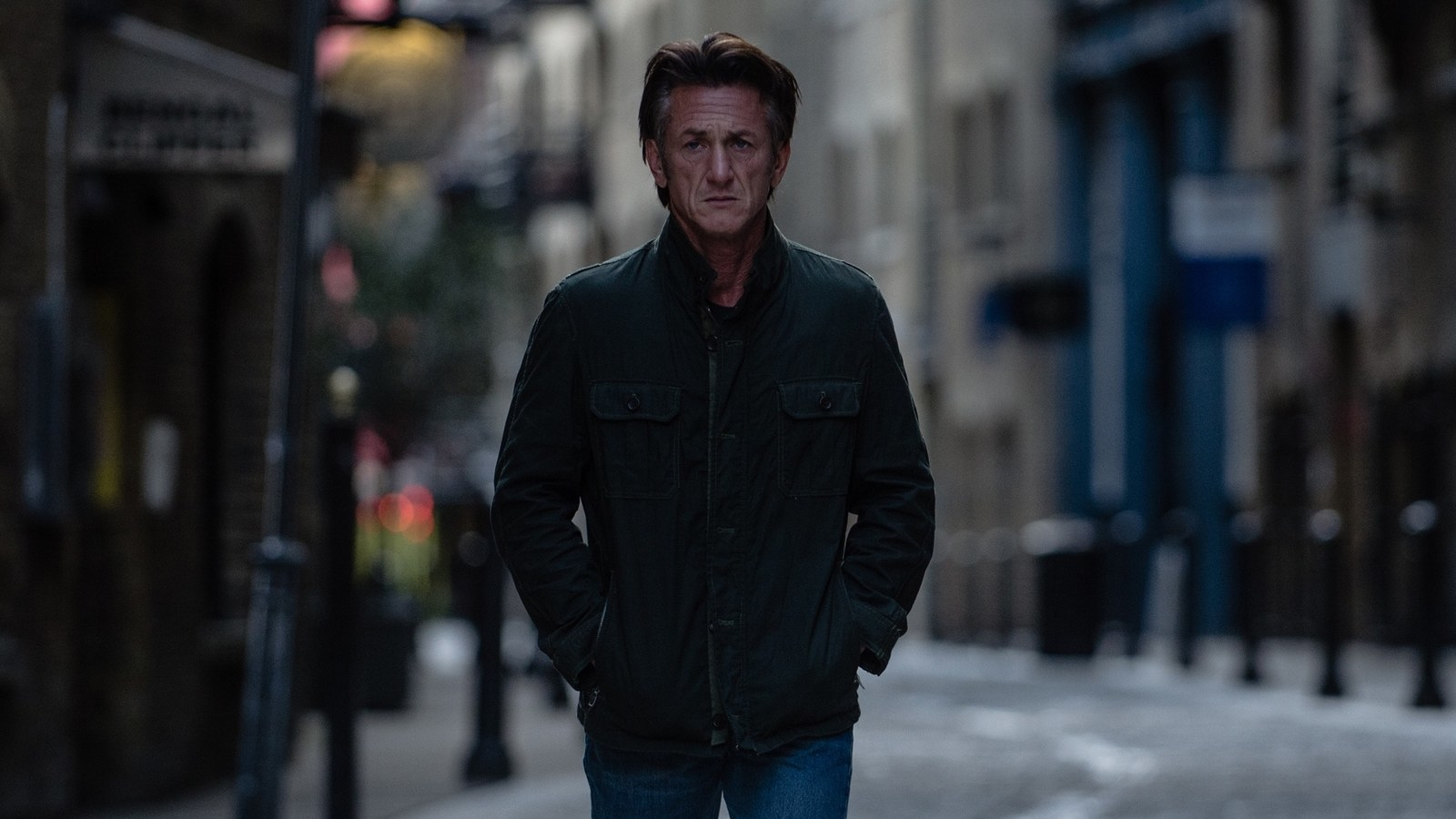 """Plot: """"The First will follow """"the first human mission to Mars, while exploring the challenges of taking the first steps toward interplanetary colonization. The story focuses not only on the astronauts, but also on their families and loved ones, as well as the ground team on Earth.""""Starring: Sean Penn, Natascha McElhone, LisaGay Hamilton, Oded Fehr"""