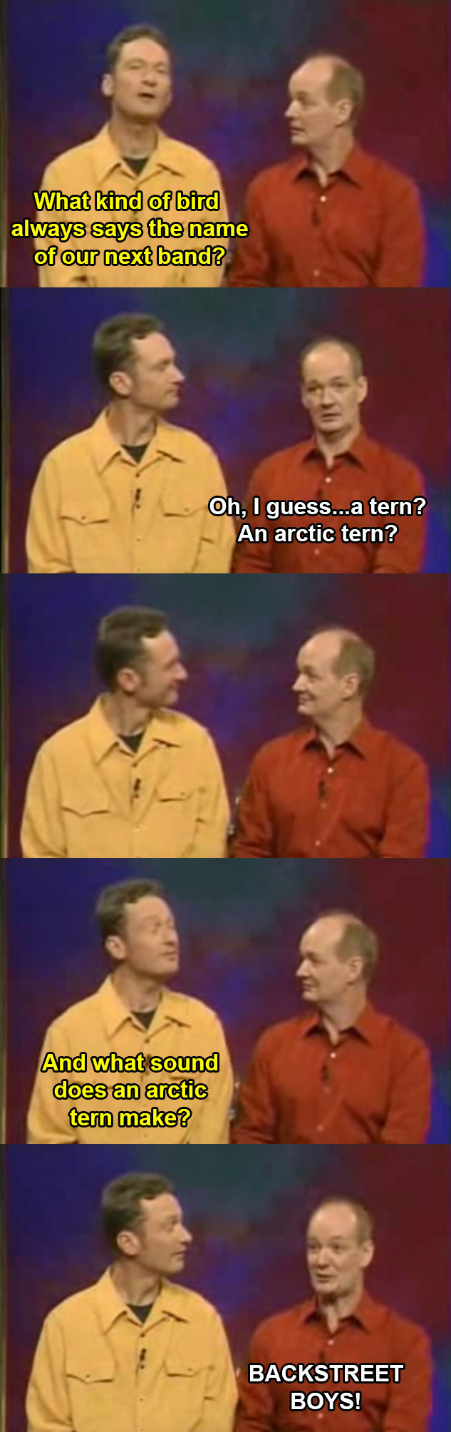 "29 Times Colin And Ryan Were The Best Part Of ""Whose Line Is It Anyway?"""