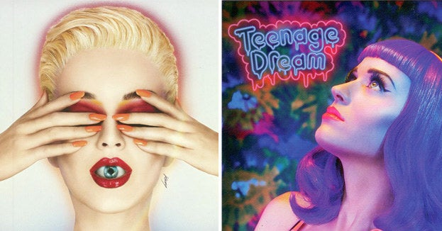 Which Katy Perry Album Matches Your Random Preferences?