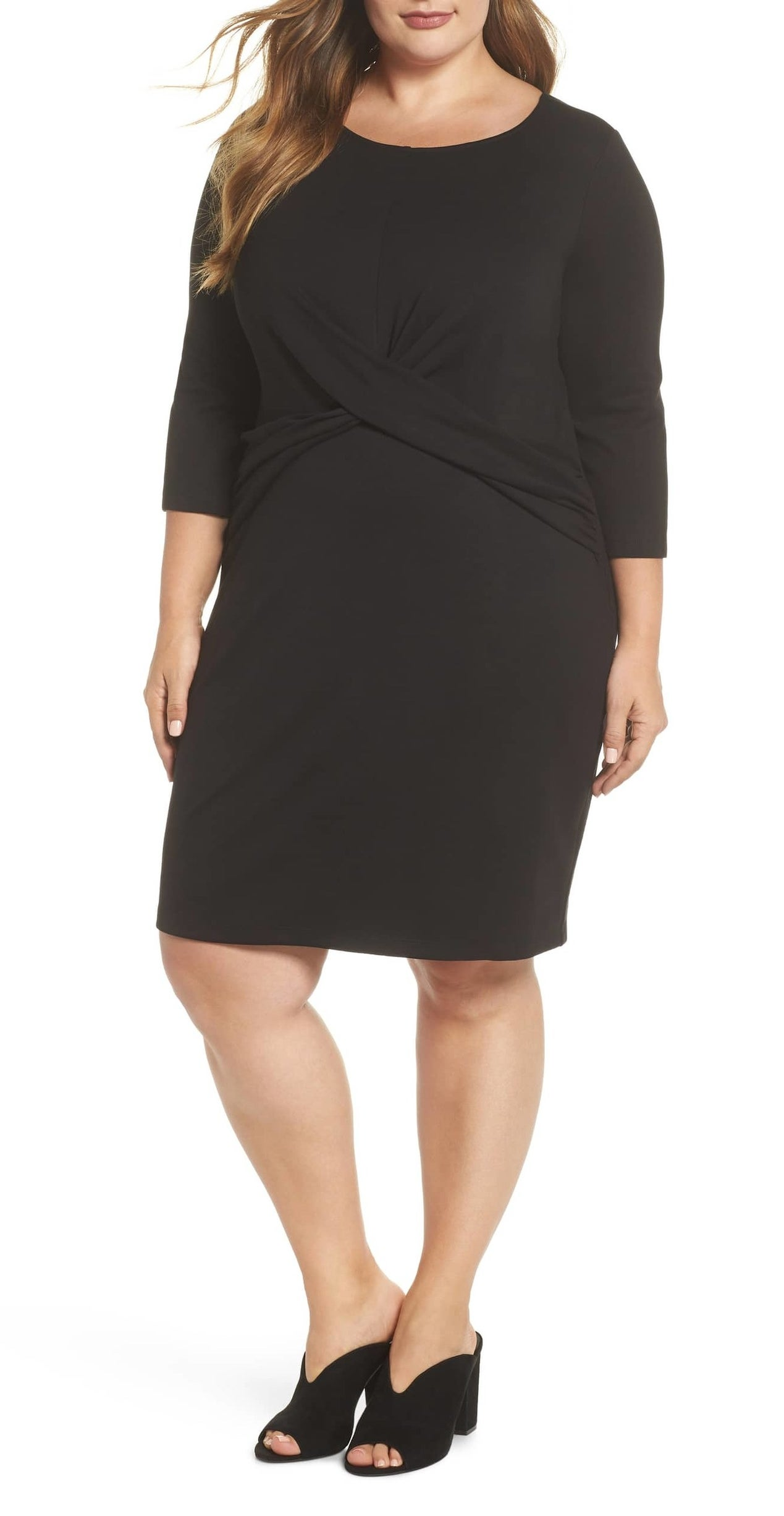 Price: $44.98 (originally $75, available in sizes 1X-3X and in two colors)