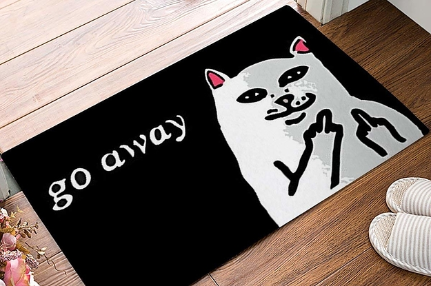 15 Doormats That Will Make You Feel Right At Home