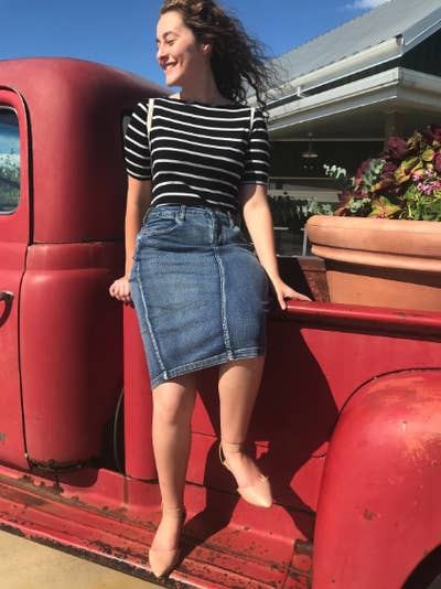95effdb7aa 18 Of The Best Midi Skirts You Can Get On Amazon In 2018