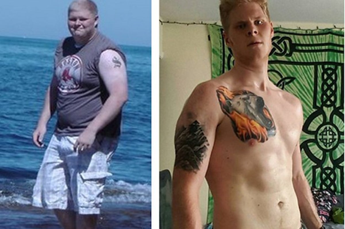 These 15 Guys Lost 50 Pounds And Their Tips Will Seriously Inspire You