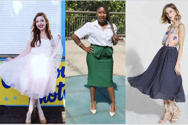 7c7a9d3ef6 18 Of The Best Midi Skirts You Can Get On Amazon In 2018