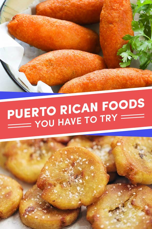 14 Puerto Rican Foods You Have To Try