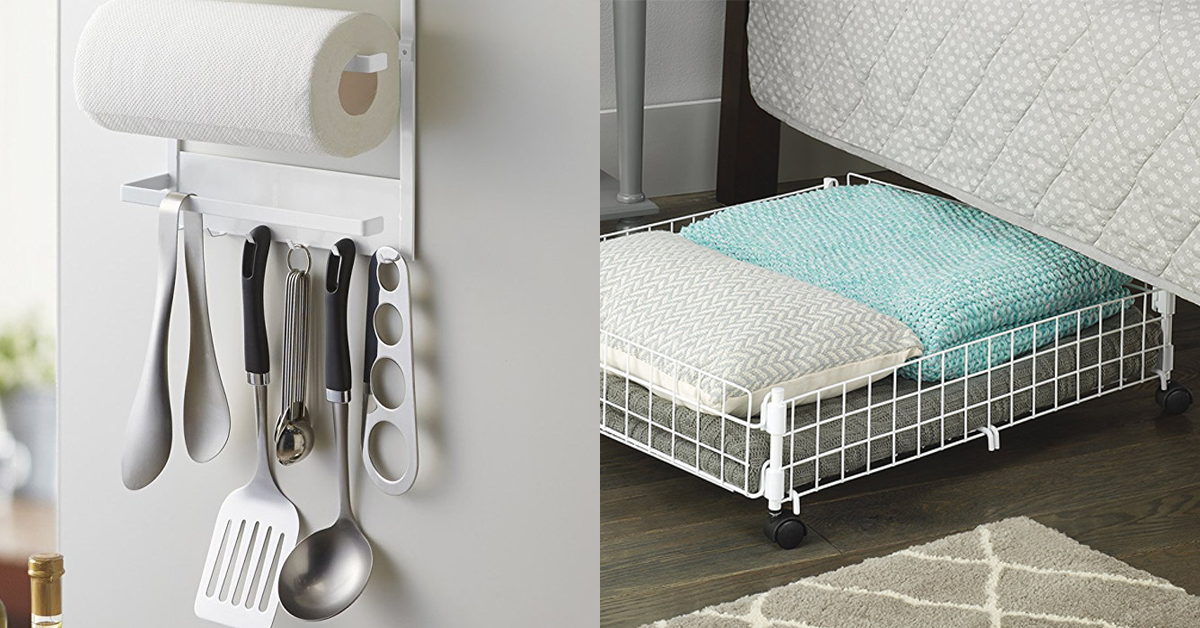 20 Brilliant Storage Systems Under $50 That'll Tid...