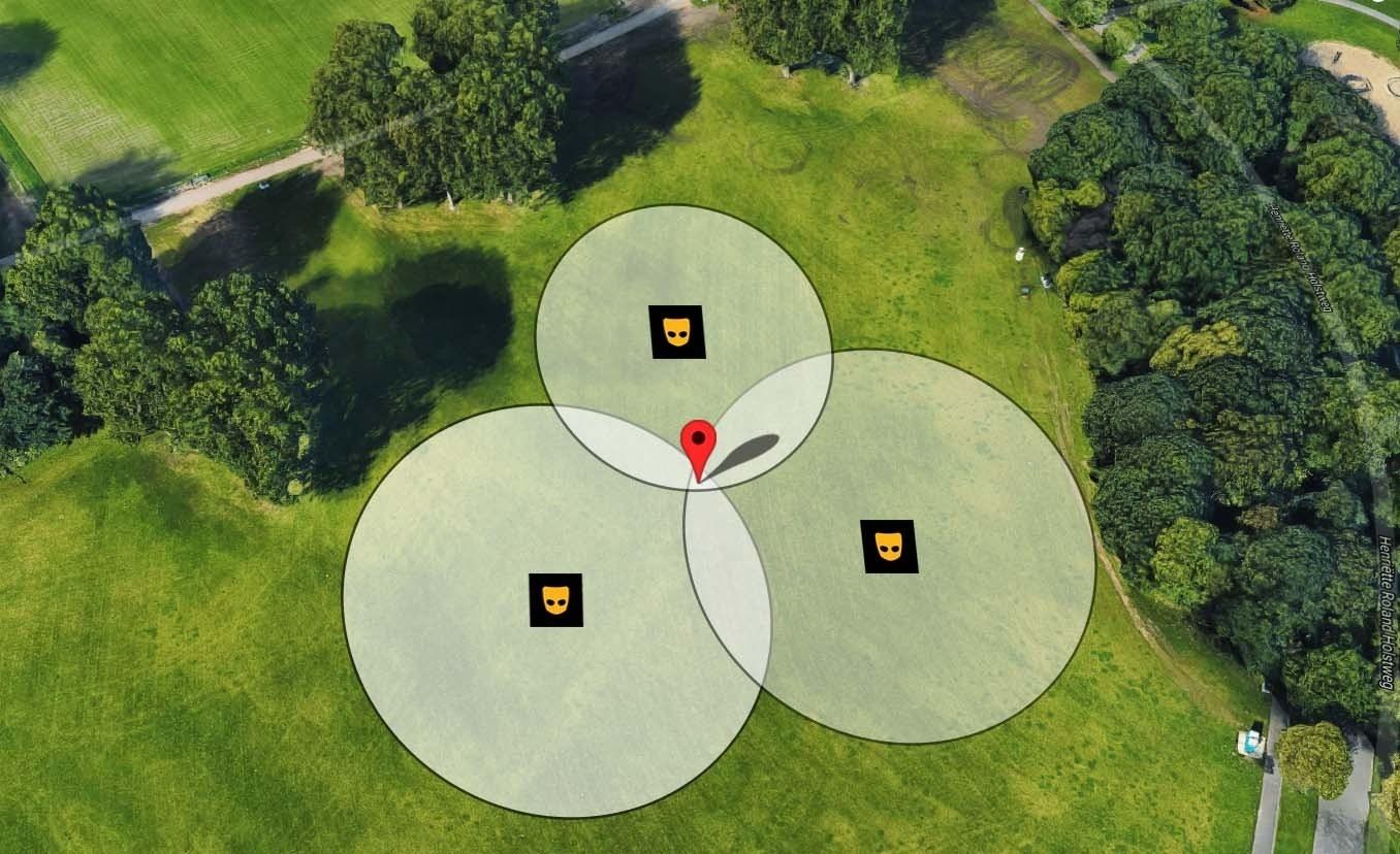 Triangulation grindr Best VPN