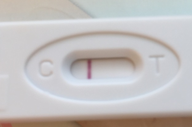 Women Are Photoshopping Their Pregnancy Tests To Get Early