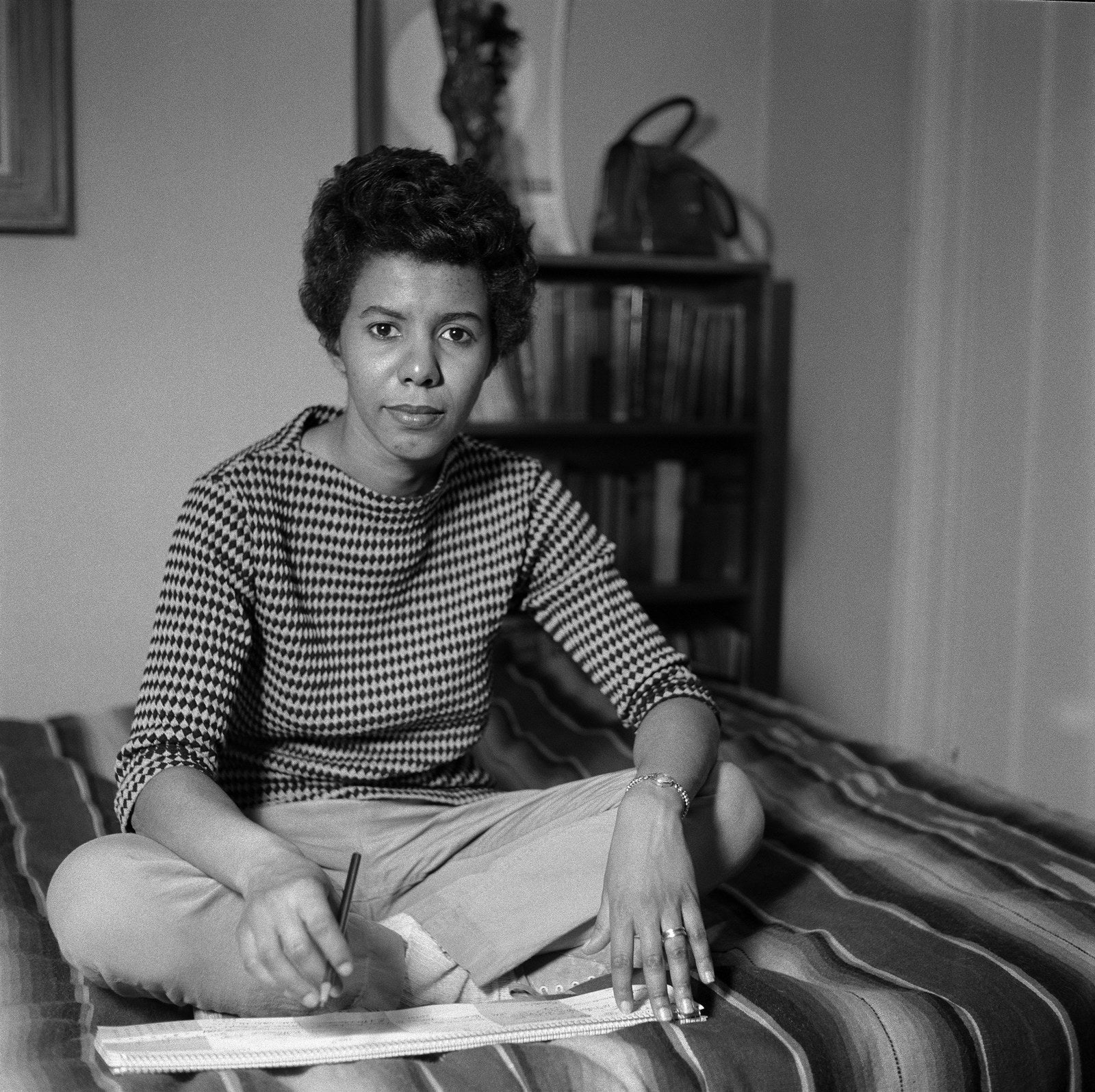 The Radical Friendship Of Lorraine Hansberry And James Baldwin