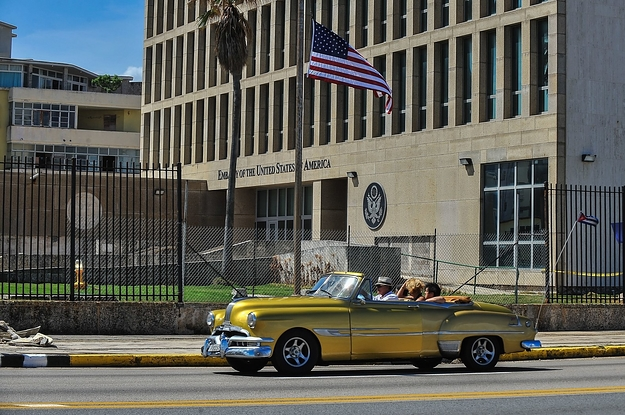 Cuban And US Officials Met To Discuss Diplomats' Ailments For The First Time Since They Were Reported