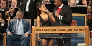 Ariana Grande Is Treating A Bishop Touching Her Breast As An Accident, Police Said